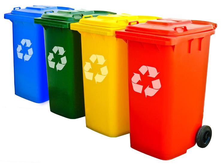 empresas especializadas para su reciclaje