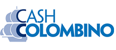 logo cash colombino