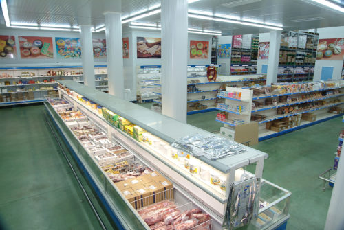 compra de alimentos al por mayor