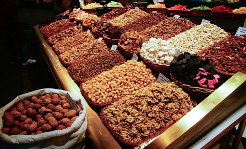 Mejorar la salud es muy sencillo, basta con comprar frutos secos - Cash Barea