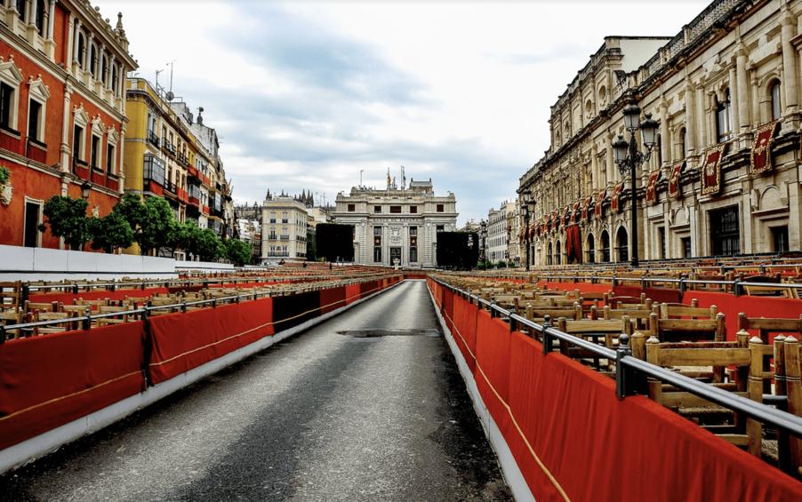 Dónde Ver La Semana Santa De Sevilla En Directo