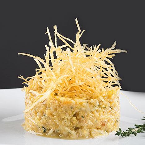 Bacalao dorado receta de Barea