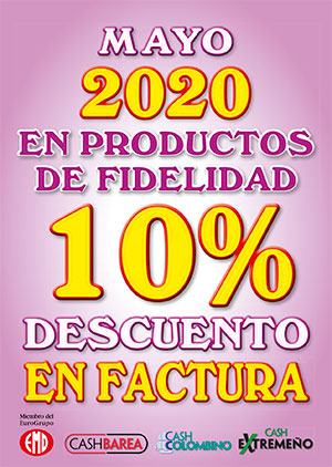 Ofertas monográficos 10% mayo 2020